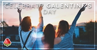 Celebrate Galentine's Day