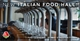 New Italian Food Hall!