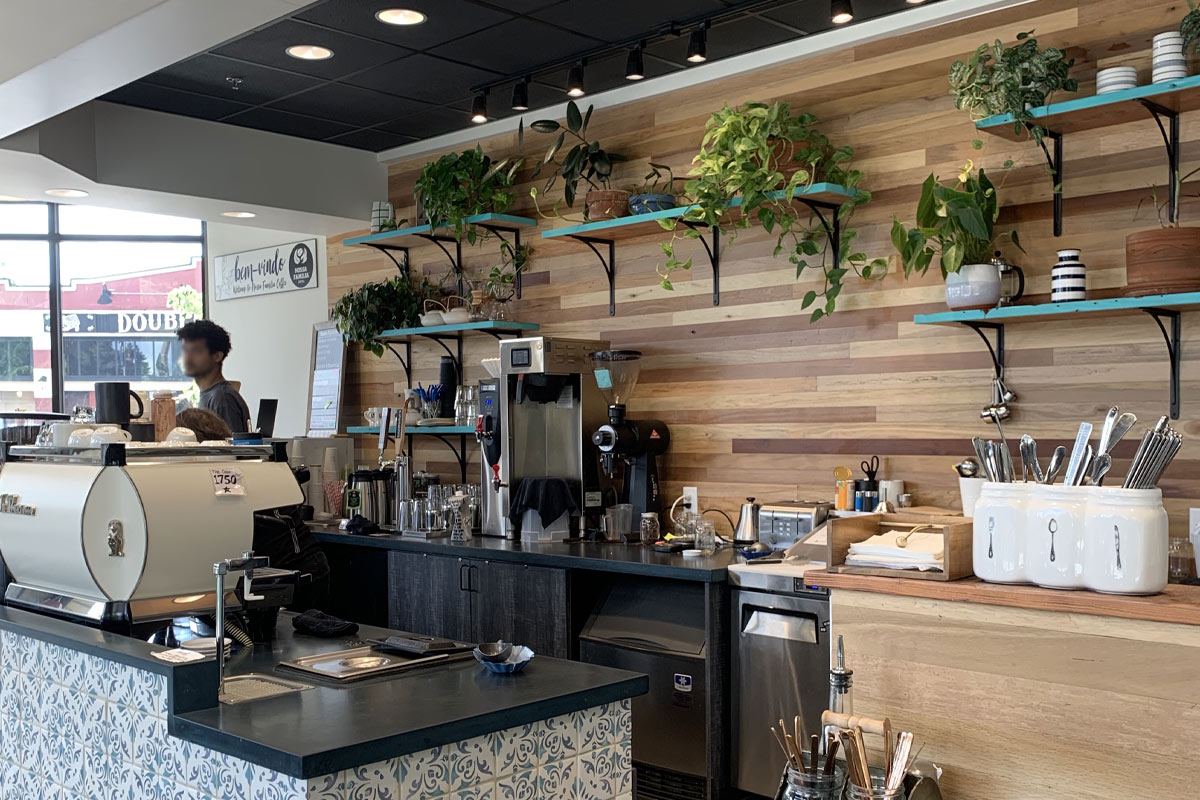 Nossa Familia Coffee Shop in Portland
