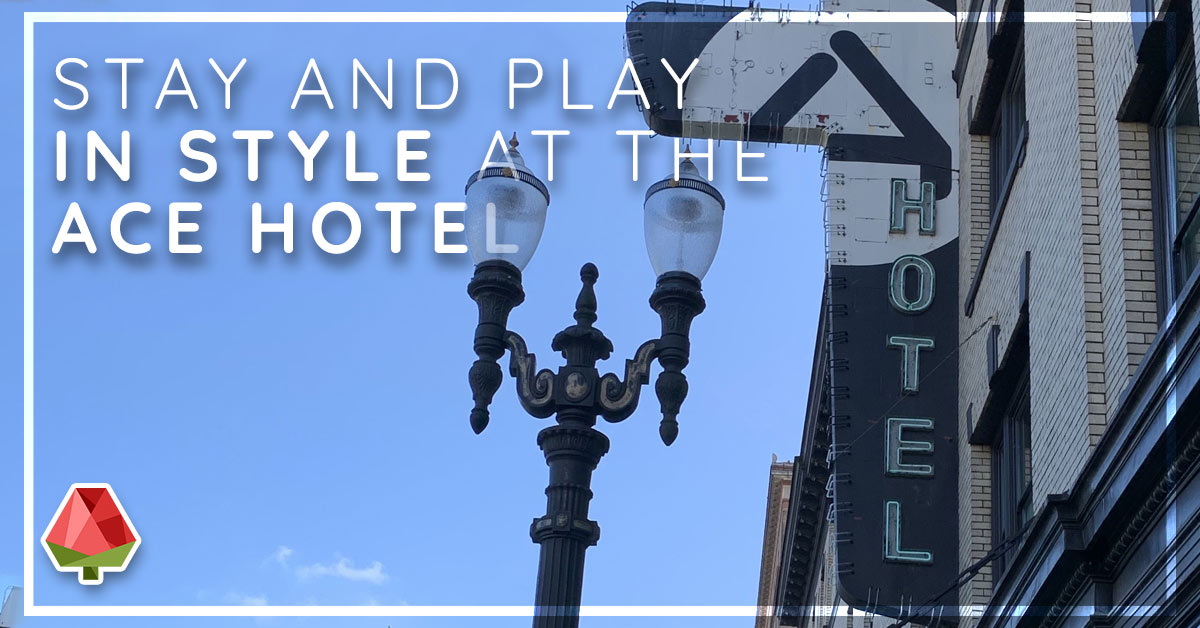 Stay and Play in Style at the Ace Hotel