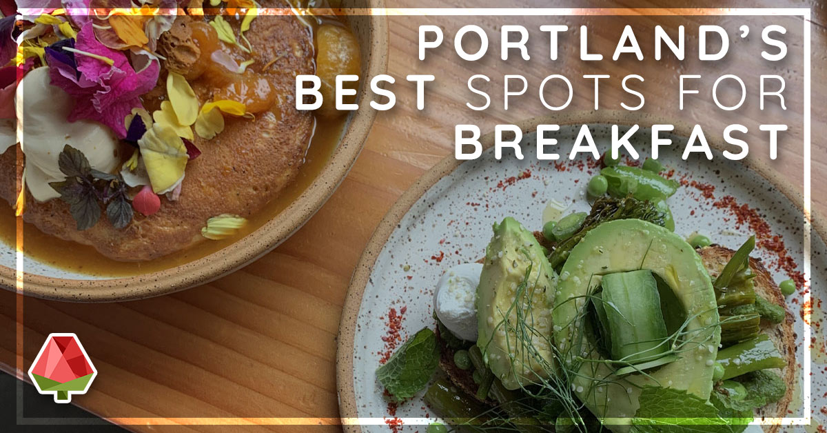 5 Best Breakfast Resturants in Portland