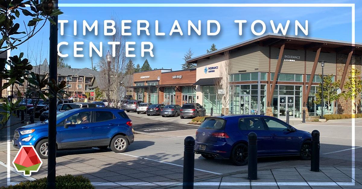 Timberland Town Center