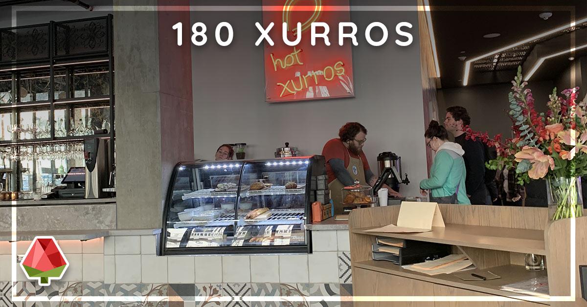 180 Xurros in Portland