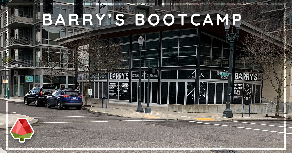 Workout Studio Barry's Bootcamp Coming to Portland!