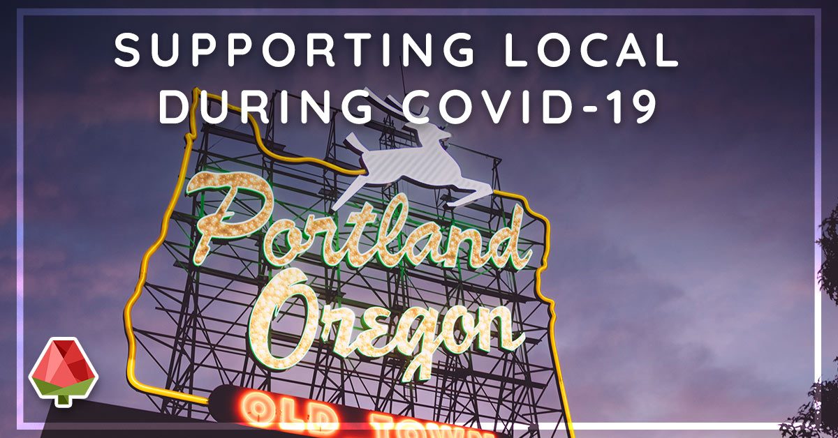 Supporting Local in Portland